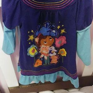 Cute doc mcstuffins shirt